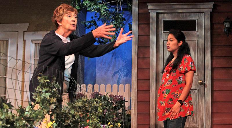 Native Gardens at Hampton Theatre Company