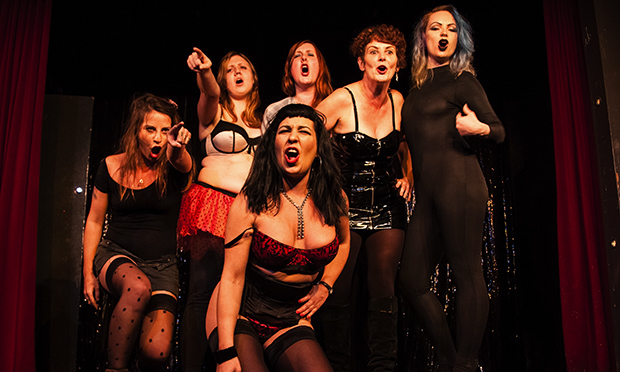 Sex Workers Opera.
