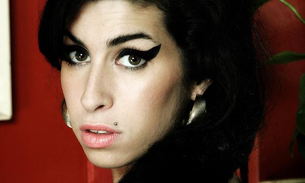 Amy Winehouse. Photograph: Alex Lake