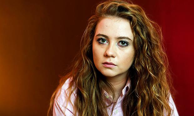Singer-songwriter Aislinn Logan