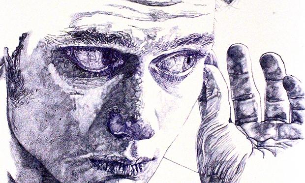 Biro drawing cropped Sarah Muirhead drawing