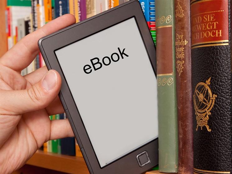 Digitaal Café Wommels over e-books