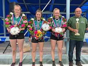 Famkes KF Easterein Nederlânsk kampioen