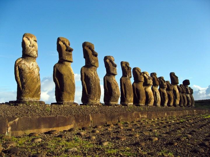 Easter Island, Valparaiso Region, Chile