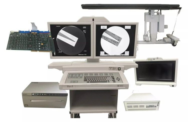 Imaging Parts & Upgrades - Pre-owned X-Ray Equipment Sales