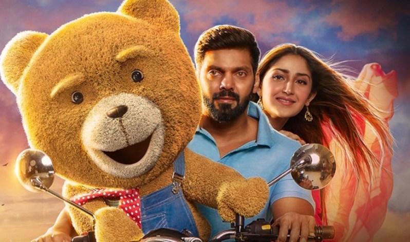 Arya and Sayyeshaa starrer Teddy to get a direct-to-digital release on  Disney+ Hotstar - EasternEye