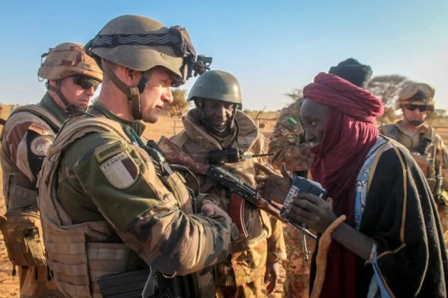 French and Niger Forces neutralize 120 terrorists in Niger e1582338796602