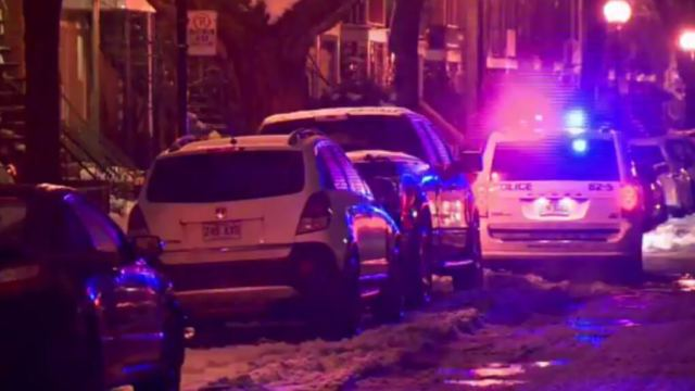 Two men shot and injured in Montreal