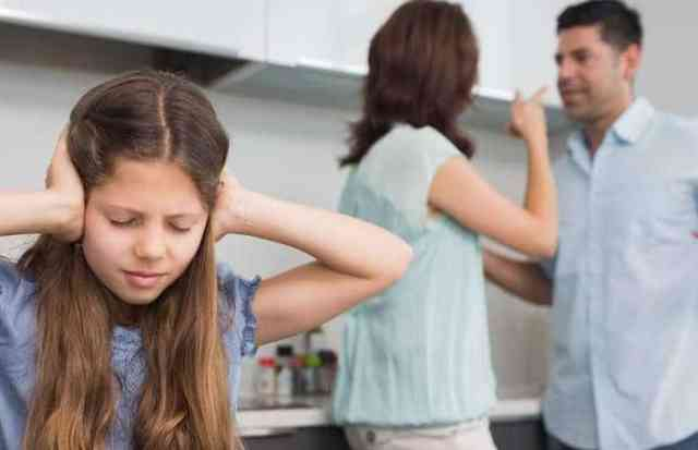 Implications of increased divorce rates on children