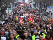 pension reform in france enforced with the crowbar