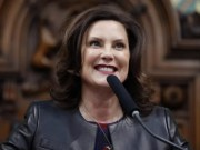 USA: Opponent Gretchen Whitmer - Target of Trump's insult