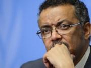 Ethiopian Tedros Adhanom Ghebreyesus