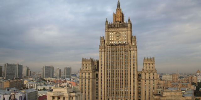 Russian Foreign Ministry reacts to US withdrawal from Open Skies Treaty. Washington, United States, Russia, NATO, Moscow, Treaty on Open Skies,