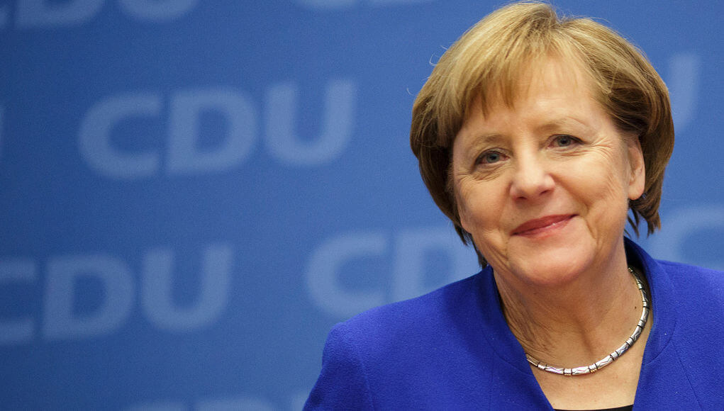 Angela Merkel says she is not willing to run for office as chancellor of Germany again
