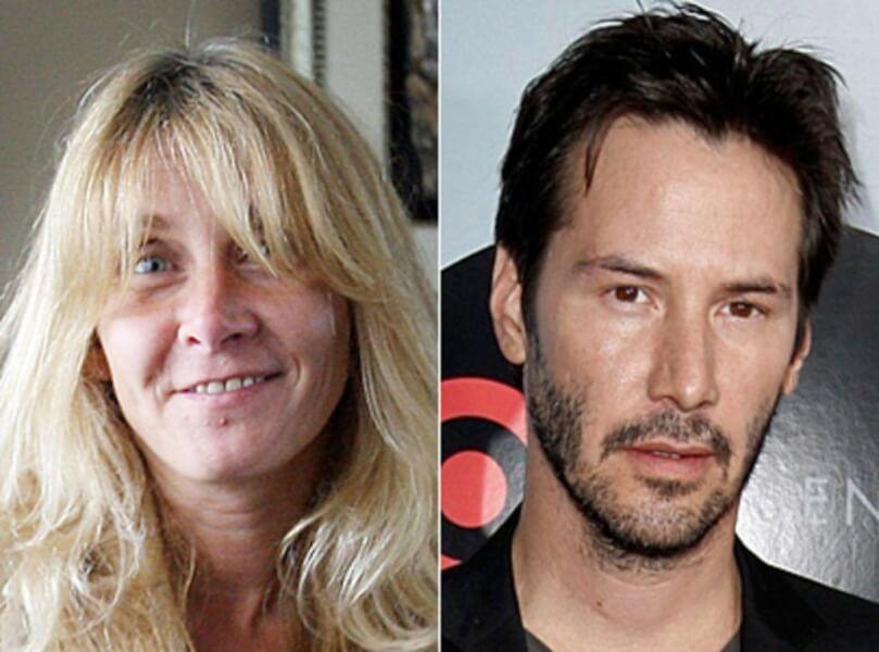 Keanu Reeves and Karen Sala relationship pregnancy