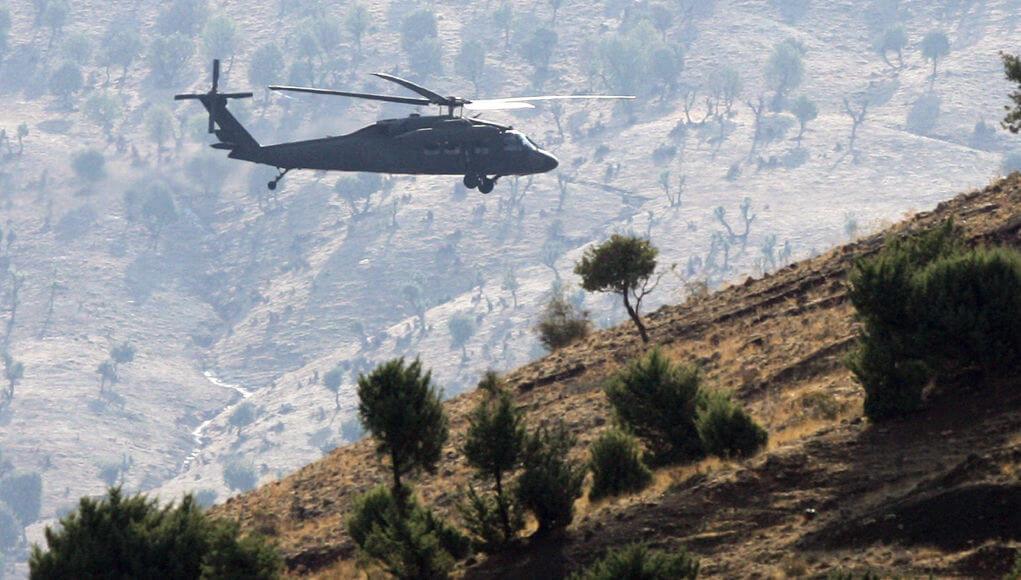 Turkish air raid in Northern Iraq kills a civilian news