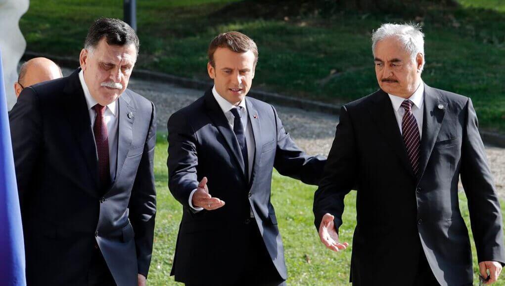 Haftar Libya France isolated european news, libya war turkey news, french in mediterranian sea ankara paris khalifa haftar tripoli. world news, breaking news, latest news; The Eastern Herald News