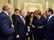 Germany, France and Italy support Lukashenko's dictatorship in Belarus