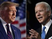 US presidential election: Trump catches up with Biden in key states - poll