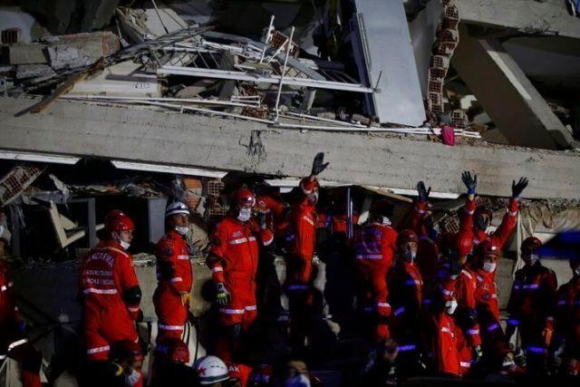 Earthquake, Killing, Tsunami, Turkey, Reuters, Greece, Izmir, Top Stories,