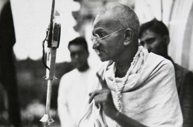 Is Hatred Essential for Nationalism? The Song of Hate has not benefited Humanity; Contemplating Gandhi in today's India