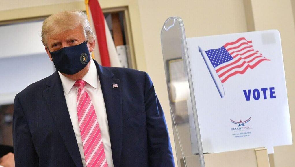 Coronavirus, Donald Trump, Election, Joe Biden, New York, President of the United States, US Elections, White House, Voting, US Presidential Election,