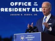 Joe Biden delivered a speech yesterday from his hometown, Wilmington, Delaware.