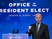 Biden chose his team of diplomats, surrounded himself with Obama's people