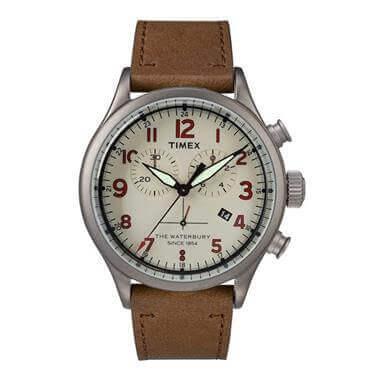 The Timex Waterbury Chronograph
