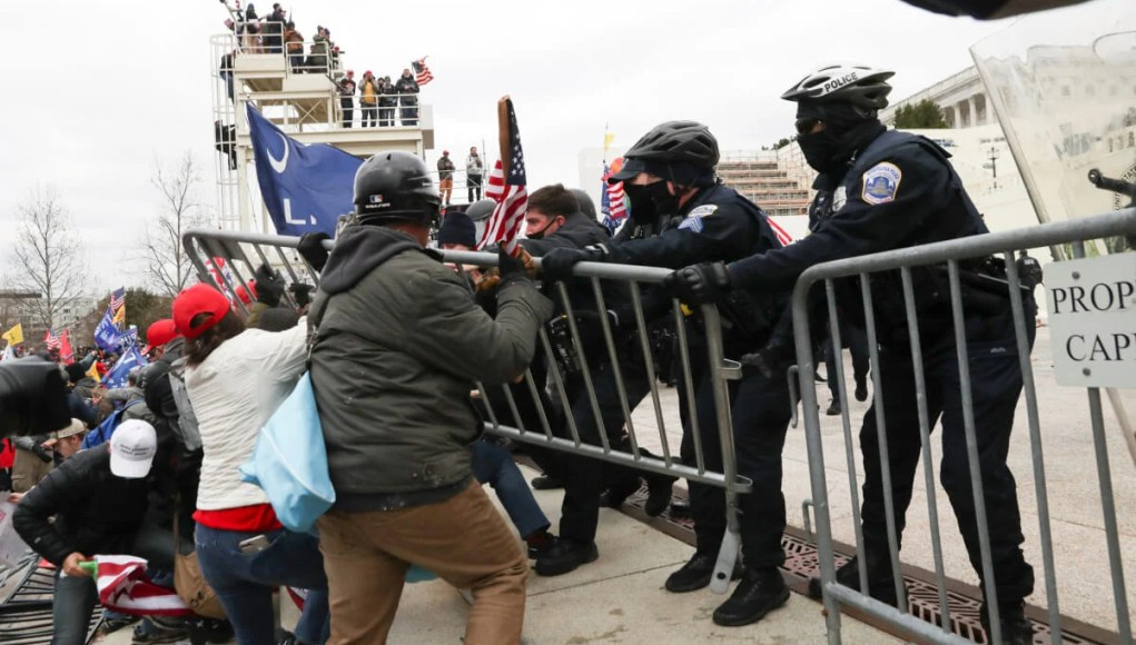 Riots in Washington: Dozens of charges could be brought in courts