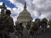 Washington is armored and deserted awaiting Biden's inauguration