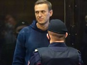 Navalny was sentenced to 3.5 years in prison