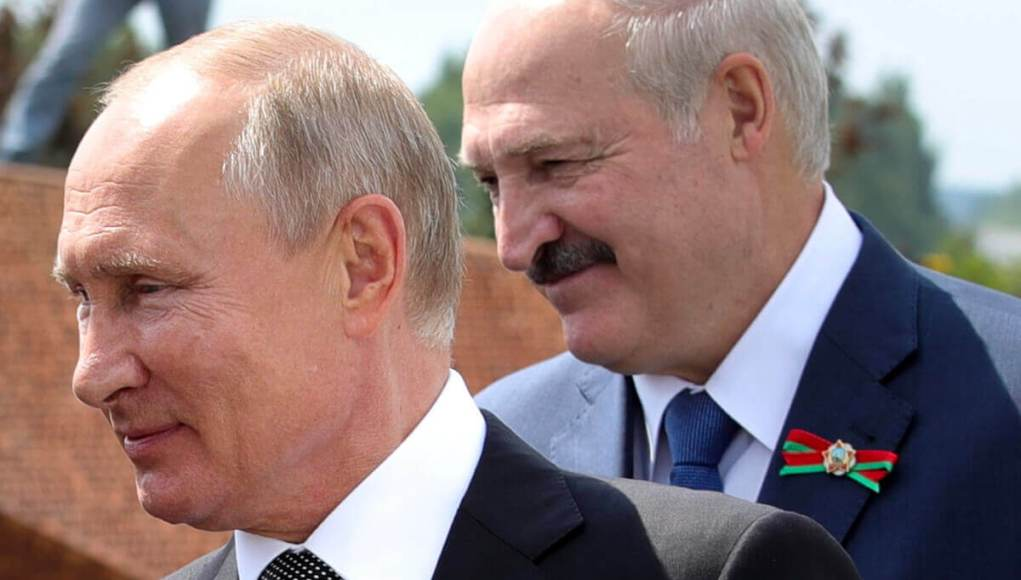 Lukashenko declares himself a Belarusian nationalist on his visit to Russia