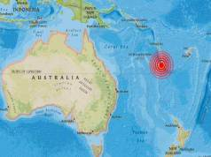 A 7.7 earthquake plus a tsunami in the southern Pacific put various regions on alert