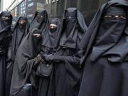 Burqa Ban, terrorist, extremism
