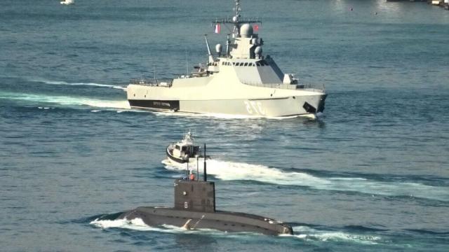 Russian submarine missing from NATO radars