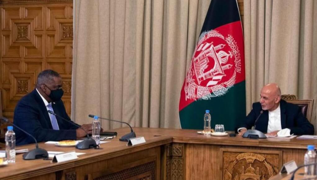 Biden will make the decision to withdraw troops from Afghanistan, said the US Defense Secretary from Kabul