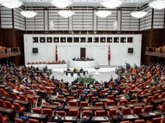 """The Turkish Parliament condemns Biden's description of the events of 1915 as """"genocide"""" and calls on him to reverse him"""