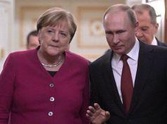 Merkel instructed Putin to withdraw troops from Ukraine