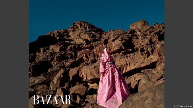 Bin Salman era .. This is how Saudi Arabia opens its doors to international fashion magazines