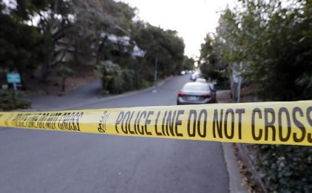 Shooting in America, killing five, including two children