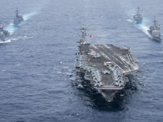 US to send warships to the Black Sea to defend Ukraine