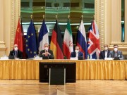 """Washington and Tehran are negotiating over the detainees ... Conclusion of the Vienna talks on the nuclear deal, and Russia praises the """"initial achievement."""""""