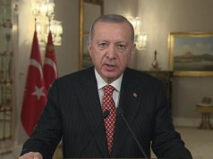 Erdogan: Our drones are a continuation of the archers' saga in the past