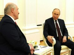 Negotiations between Putin and Lukashenko ended