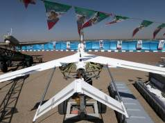 IRAN-MILITARY-DRONE-YASSEER