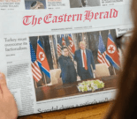 Chennais Amirta Sponsors Hotel Management Education of a Telangana Girl Doing Food Delivery Job in Hyderabad