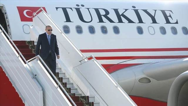 Erdogan visits the United States to attend UN meetings