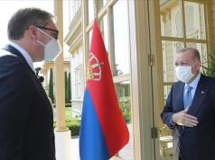 Serbian President Aleksandar Vucic-turkey-serbia-western-balnaks