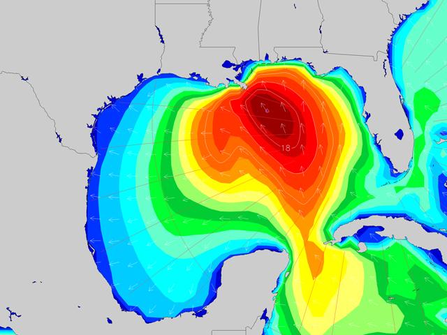 tropical storm bret